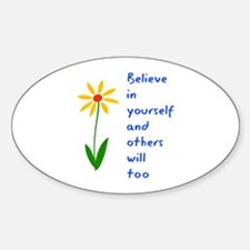 Believe in Yourself V3 Decal