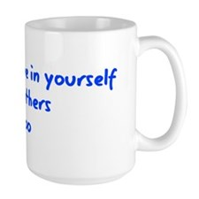 Believe in Yourself V3 Mug
