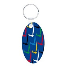 Sailing Regatta Keychains