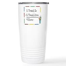 Unique Principal Travel Mug