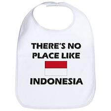 Flag of Indonesia Bib