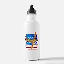 Military Scuba Fighters Water Bottle