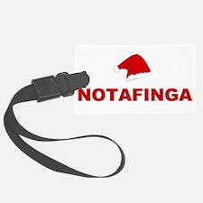 Notafinga Luggage Tag