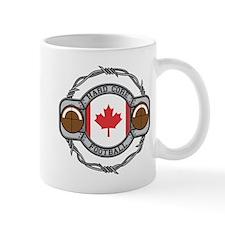 Canada Football Mug