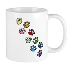 Paw Prints Mug