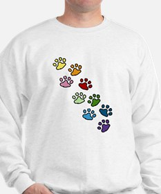 Paw Prints Jumper