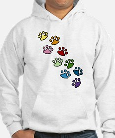 Paw Prints Jumper Hoody