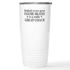 Cute Skater Travel Mug