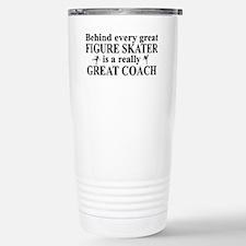 Cute Ice skate Thermos Mug