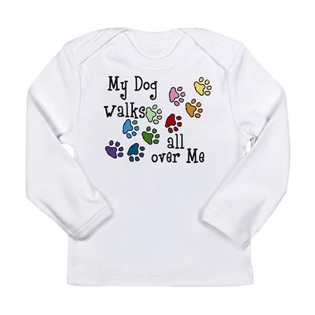 My Dog Long Sleeve Infant T-Shirt