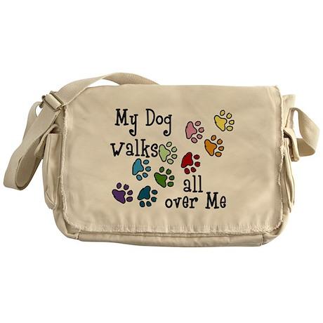 My Dog Messenger Bag