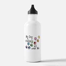 My Dog Sports Water Bottle