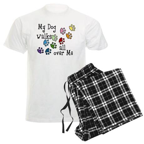 My Dog Men's Light Pajamas