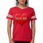 hugme.png Womens Football Shirt