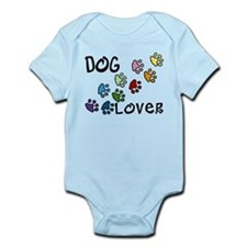 Dog Lover Infant Bodysuit