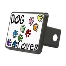 Dog Lover Hitch Cover