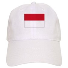Indonesia Flag Picture Baseball Cap
