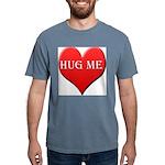 hugme-heart.jpg Mens Comfort Colors Shirt