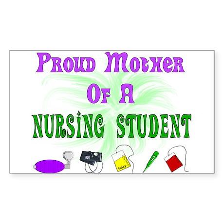 More Student Nurse Sticker