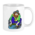 Miner Man Mug