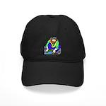 Miner Man Black Cap