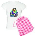 Miner Man Women's Light Pajamas