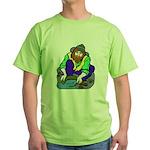 Miner Man Green T-Shirt