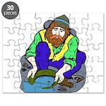 Miner Man Puzzle