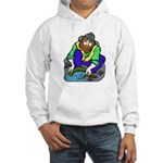 Miner Man Hooded Sweatshirt