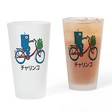 Japanese Bike Robot - Charinko Drinking Glass