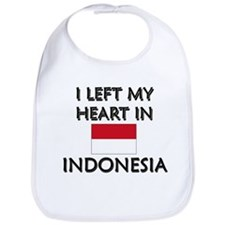 I Left My Heart In Indonesia Bib