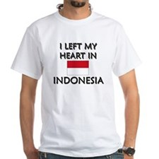 I Left My Heart In Indonesia Shirt