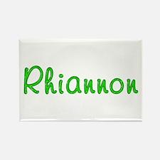 Rhiannon Glitter Gel Rectangle Magnet