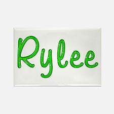 Rylee Glitter Gel Rectangle Magnet