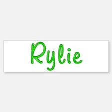 Rylie Glitter Gel Bumper Bumper Bumper Sticker