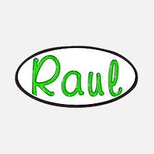 Raul Glitter Gel Patch