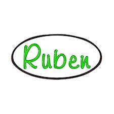 Ruben Glitter Gel Patch