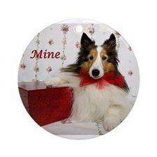 Mine Ornament (Round)