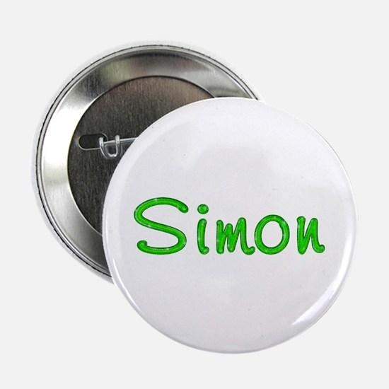 Simon Glitter Gel Button