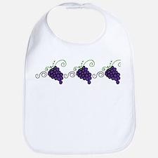 Napa Valley Grapes Bib