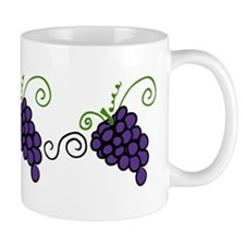 Napa Valley Grapes Mug
