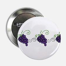 """Napa Valley Grapes 2.25"""" Button"""