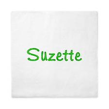 Suzette Glitter Gel Queen Duvet