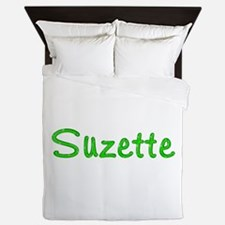 Suzette Glitter Gel Queen Duvet