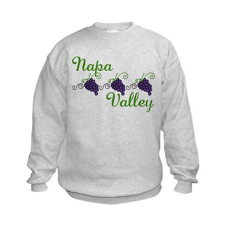 Napa Valley Kids Sweatshirt
