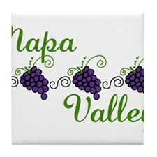 Napa Valley Tile Coaster