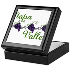 Napa Valley Keepsake Box