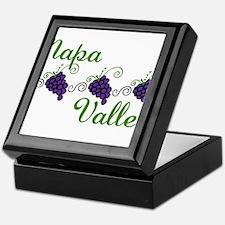 Napa Valley Keepsake Box