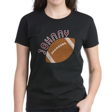 Johnny Football Women's Dark T-Shirt