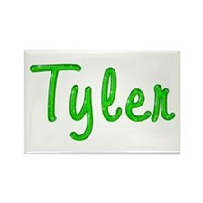 Tyler Glitter Gel Rectangle Magnet